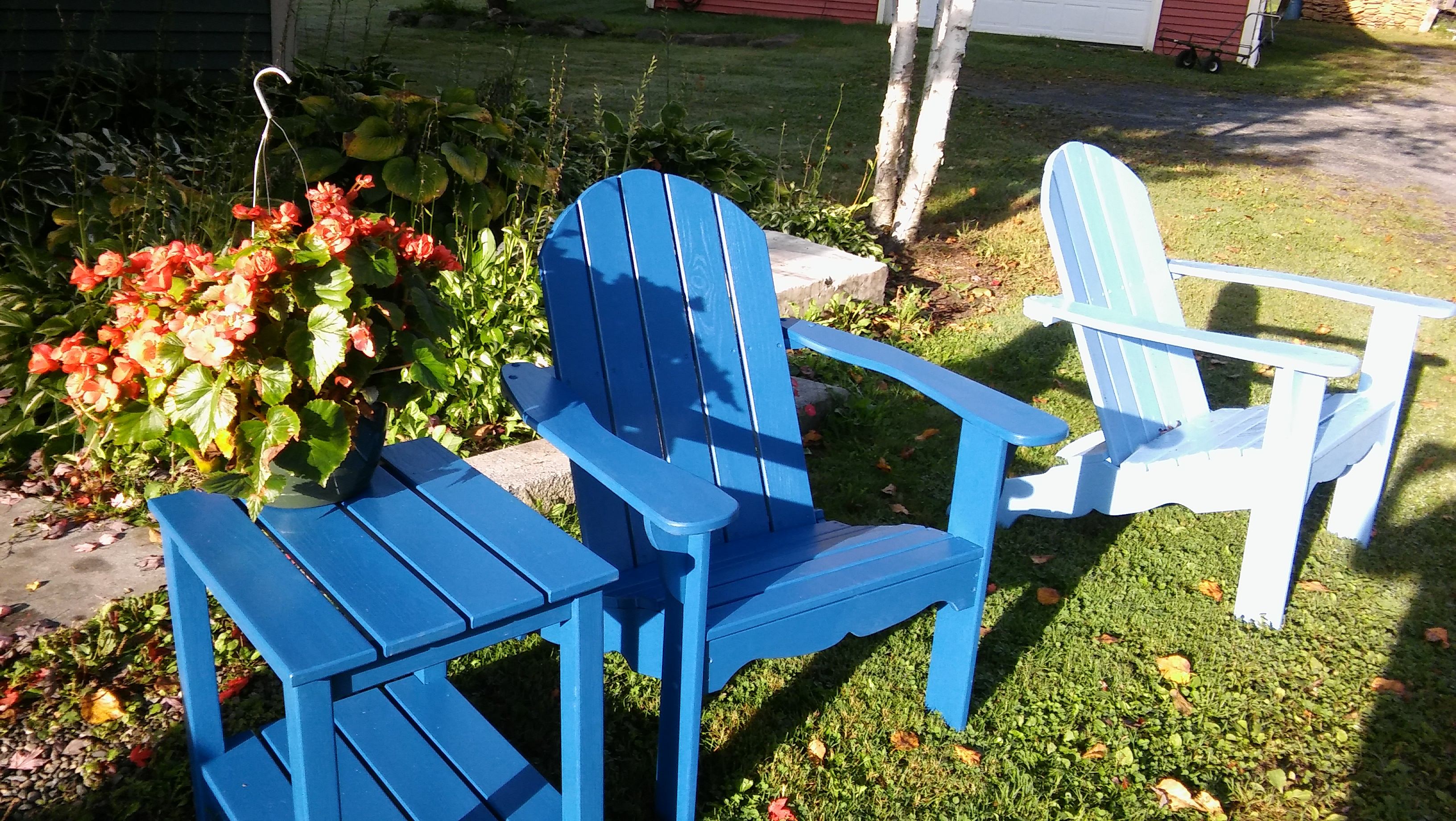 Adirondack Furniture Hillcrest Chairs